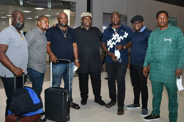 Ubah takes Anambra governorship campaign to Istanbul